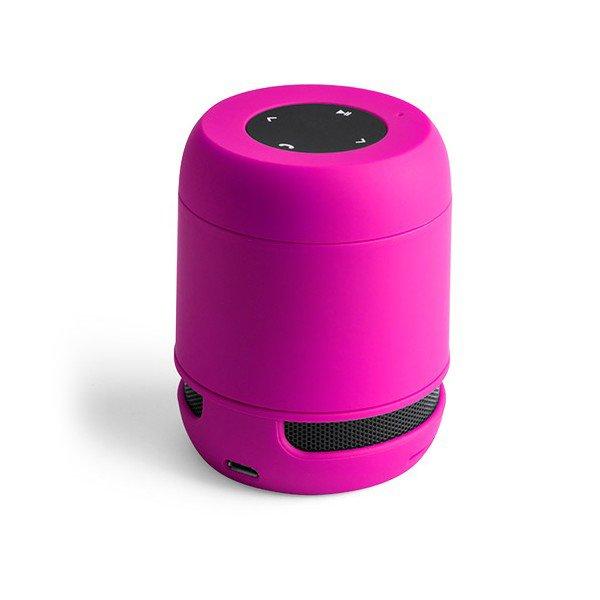 Trådløs Bluetooth Højttaler Med Usb Og Micro Sd – Pink