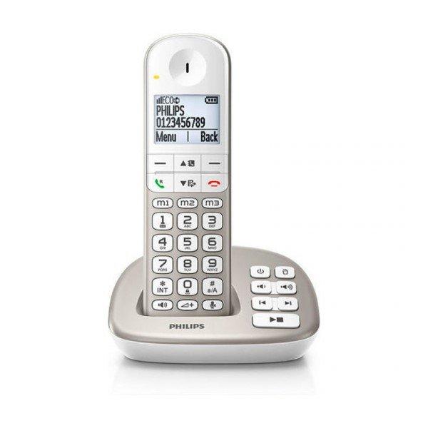 Image of   Trådløs Fastnettelefon - Philips Xl4951s/23