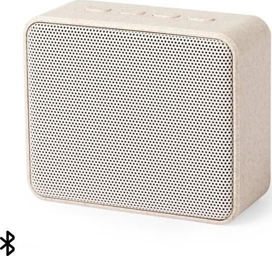 Trådløs Højtaler Med Bluetooth – Natural