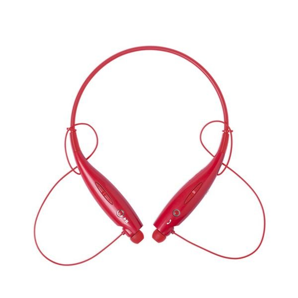 Billede af Trådløs Sports Høretelefoner Med Bluetooth - Rød