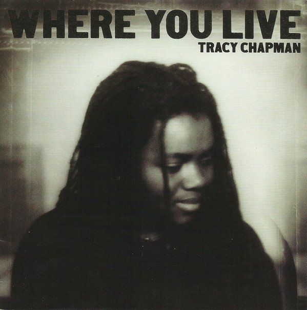 Billede af Tracy Chapman - Where You Live - CD
