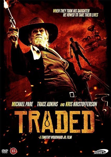Traded - 2016 - DVD - Film
