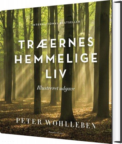 Image of   Træernes Hemmelige Liv - Illustreret - Peter Wohlleben - Bog
