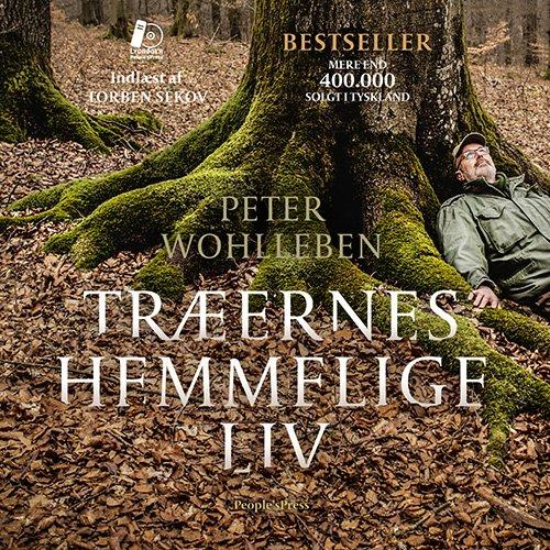 Image of   Træernes Hemmelige Liv - Peter Wohlleben - Cd Lydbog