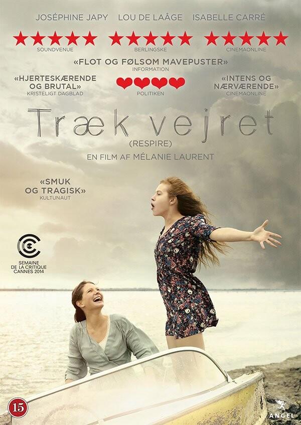 Træk Vejret / Respire - DVD - Film