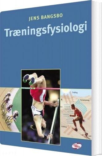 Image of   Træningsfysiologi - Jens Bangsbo - Bog