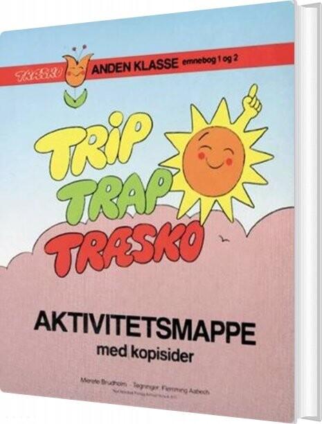 Træsko. Aktivitetsmappe Til Træsko 1 Og 2 Inkl. Kopisider - Merete Brudholm - Bog
