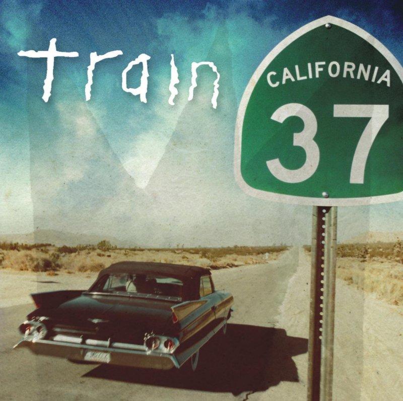 Billede af Train - California 37 - CD