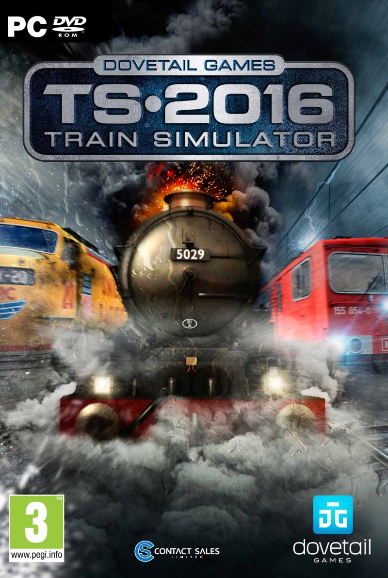Image of   Train Simulator 2016 / Ts 16 - PC