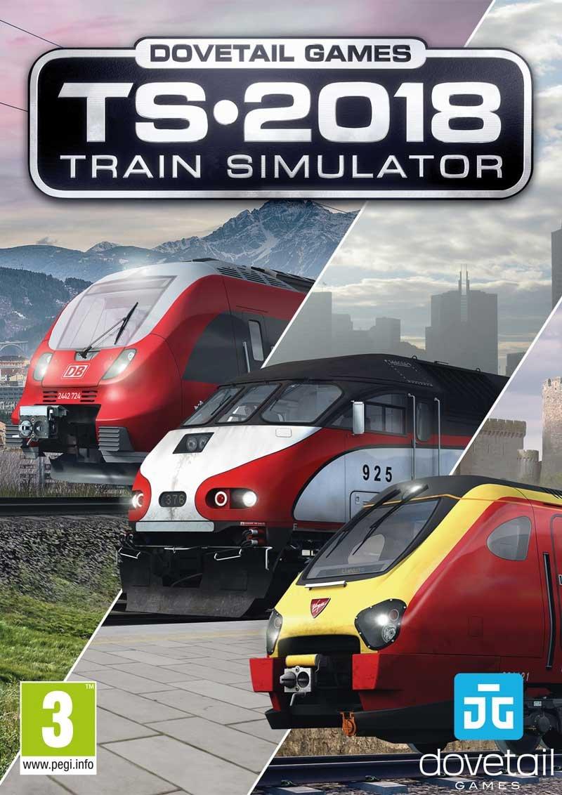 Image of   Train Simulator 2018 - PC
