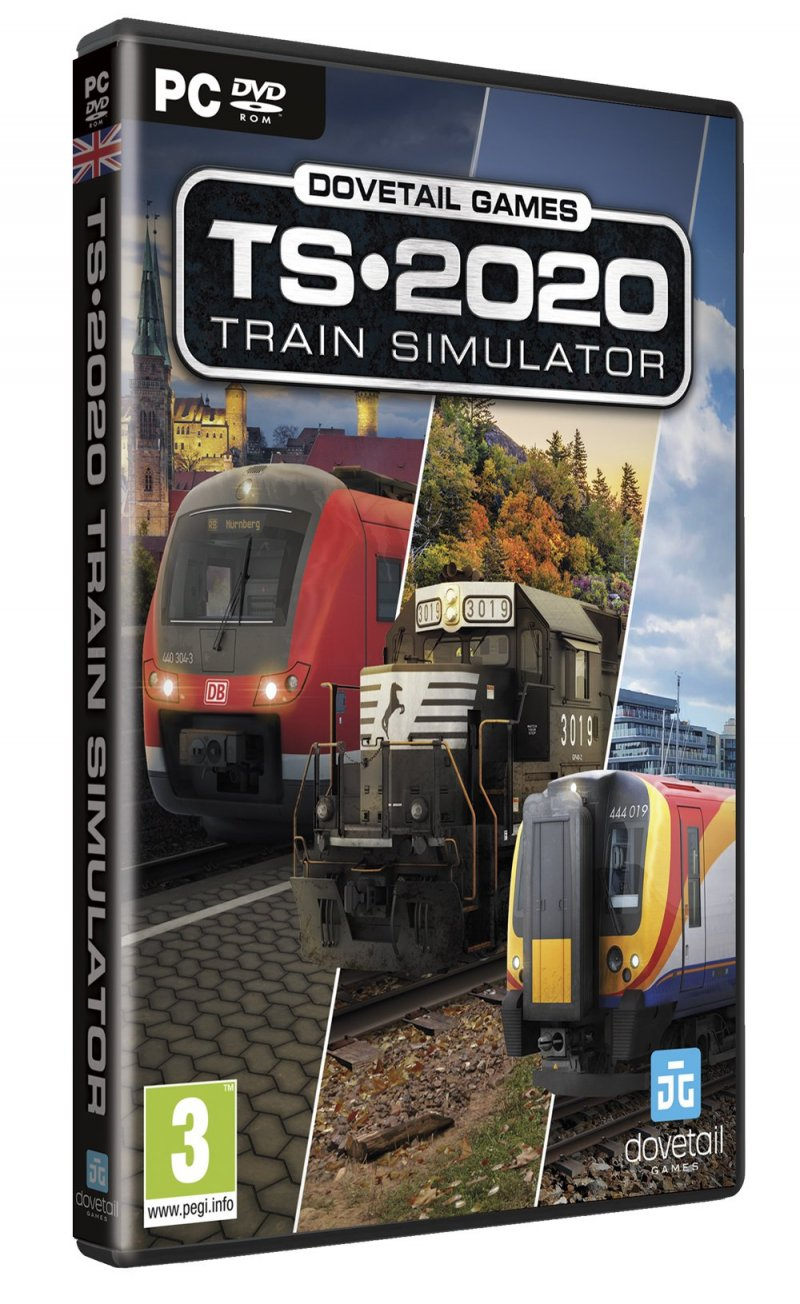 Image of   Train Simulator 2020 - PC