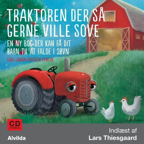 Image of   Traktoren Der Så Gerne Ville Sove - Carl-johan Forssén Ehrlin - Cd Lydbog