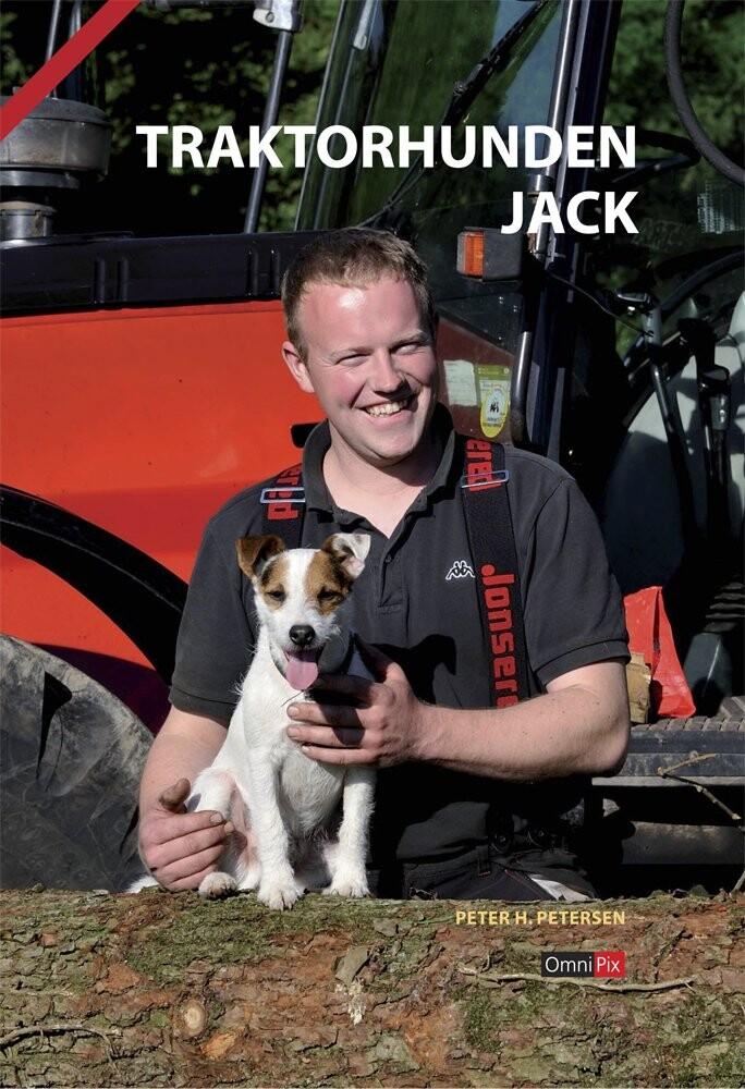 Traktorhunden Jack - Peter H. Petersen - Bog
