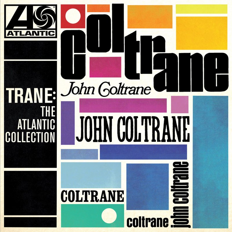 Image of   John Coltrane - Trane: The Atlantic Collection - CD