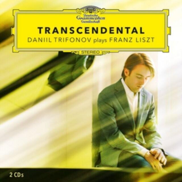 Image of   Daniil Trifonov - Transcendental - Plays Franz Liszt - CD