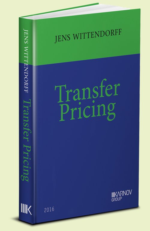Transfer Pricing - Jens Wittendorff - Bog