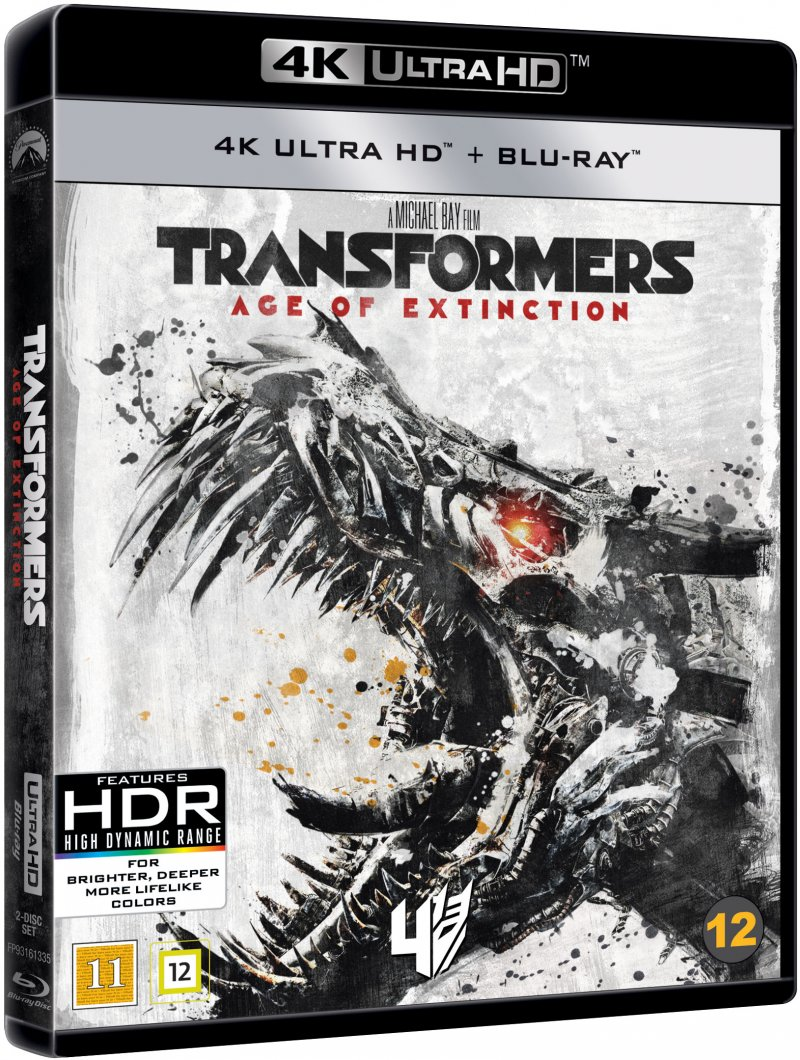 Image of   Transformers 4 - Age Of Extinction - 4K Blu-Ray
