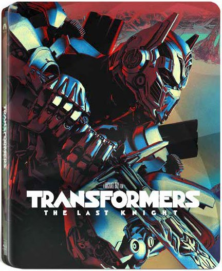 Image of   Transformers 5: The Last Knight - Steelbook - 3D Blu-Ray