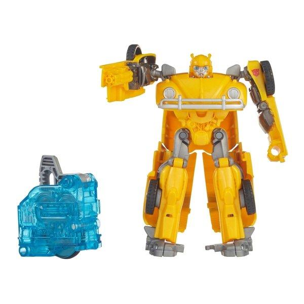 Image of   Transformers Legetøj: Bumblebee - 13 Cm. - Energon Igniters Power Plus Serien