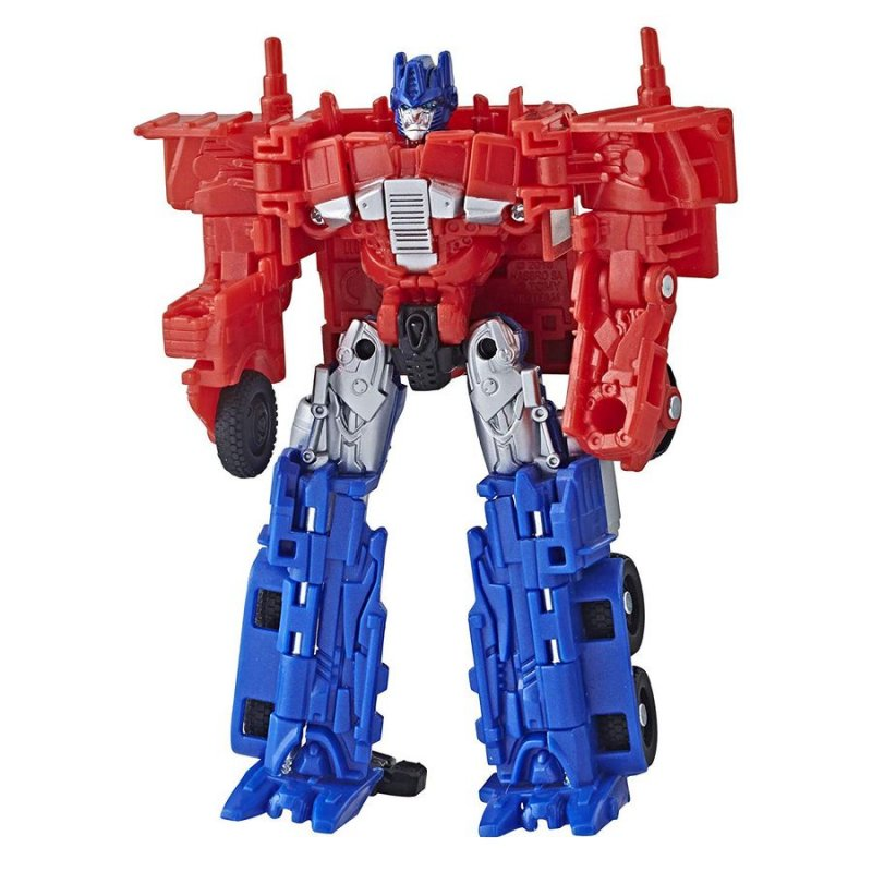 Image of   Transformers Legetøj: Energon Igniters Power - Optimus Prime - 16 Cm.