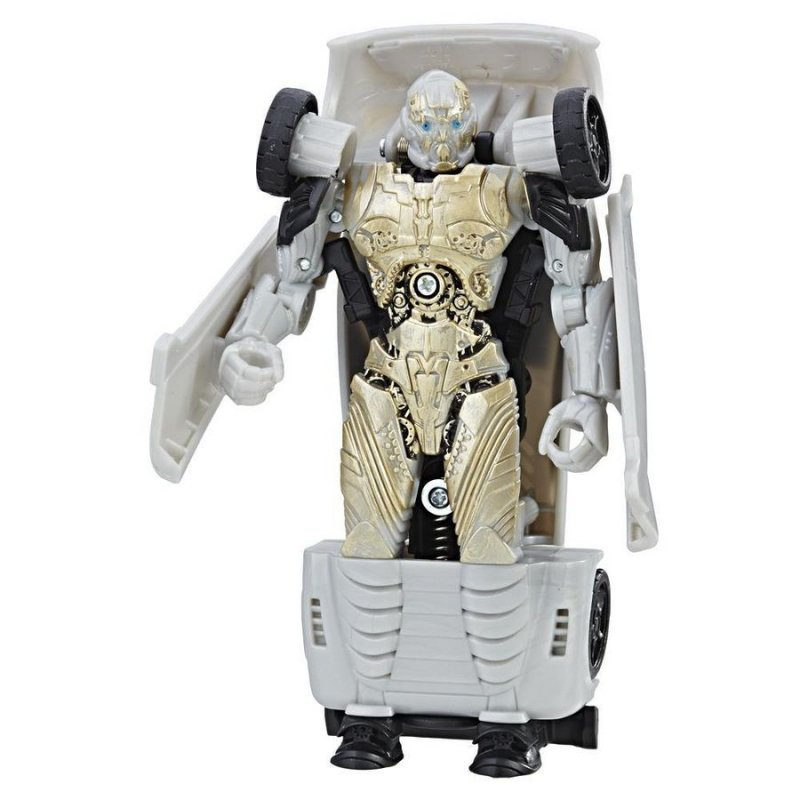 Image of   Transformers Legetøj - Turbo Changer - Cogman