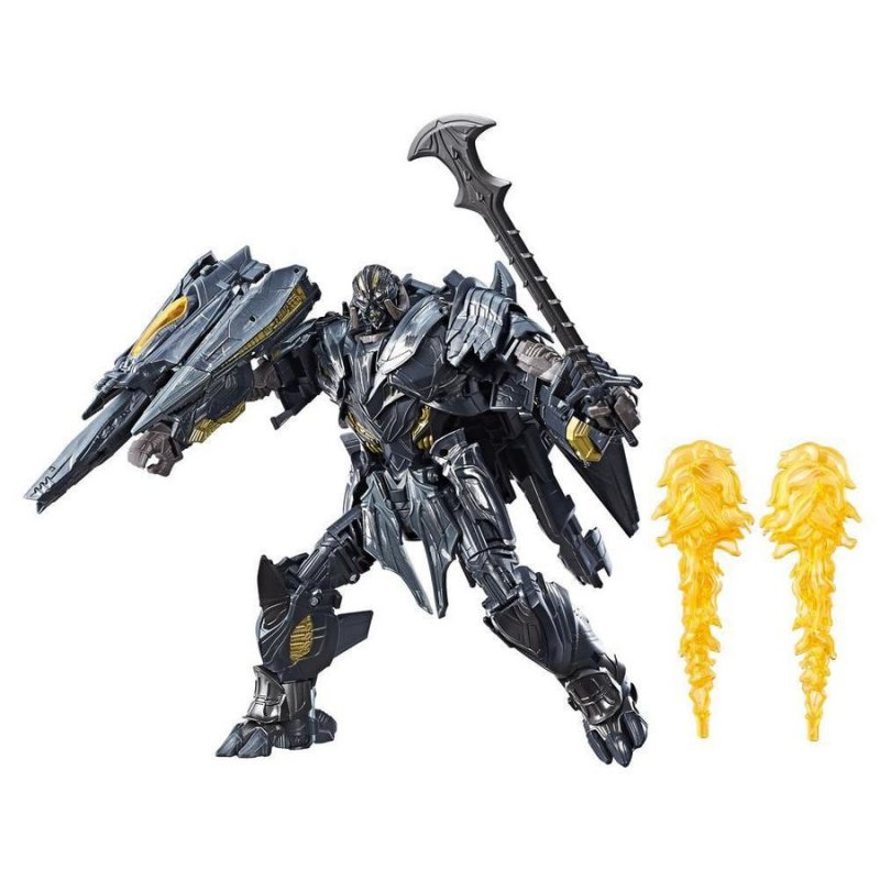Transformers The Last Knight Leader Class Figur - Megatron