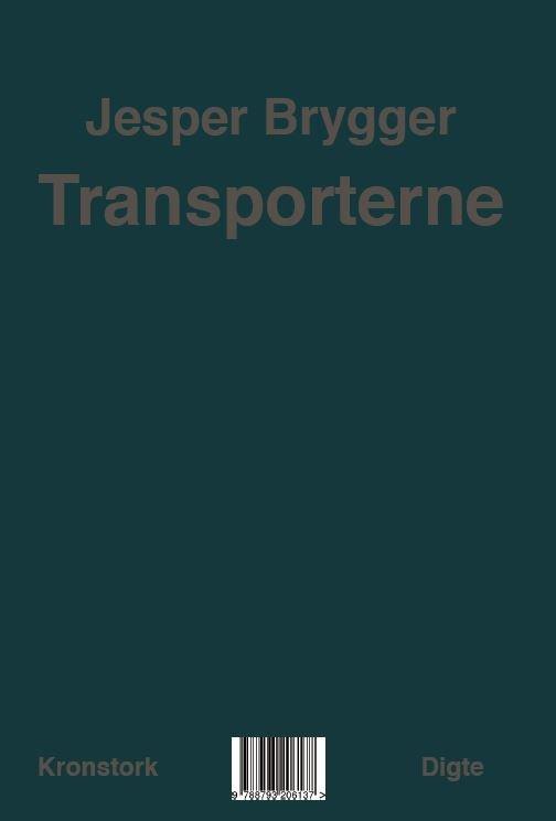 Image of   Transporterne - Jesper Brygger - Bog