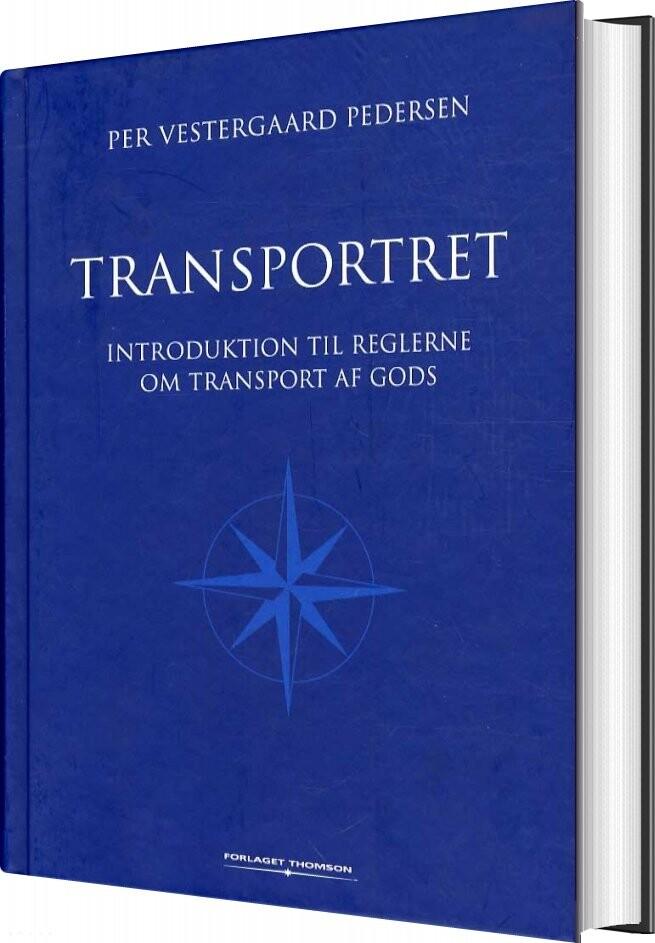 Image of   Transportret - Per Vestergaard Pedersen - Bog
