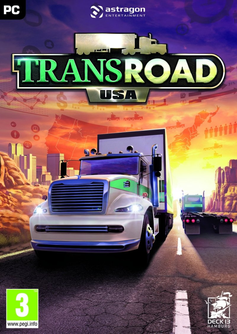 Image of   Transroad: Usa - PC