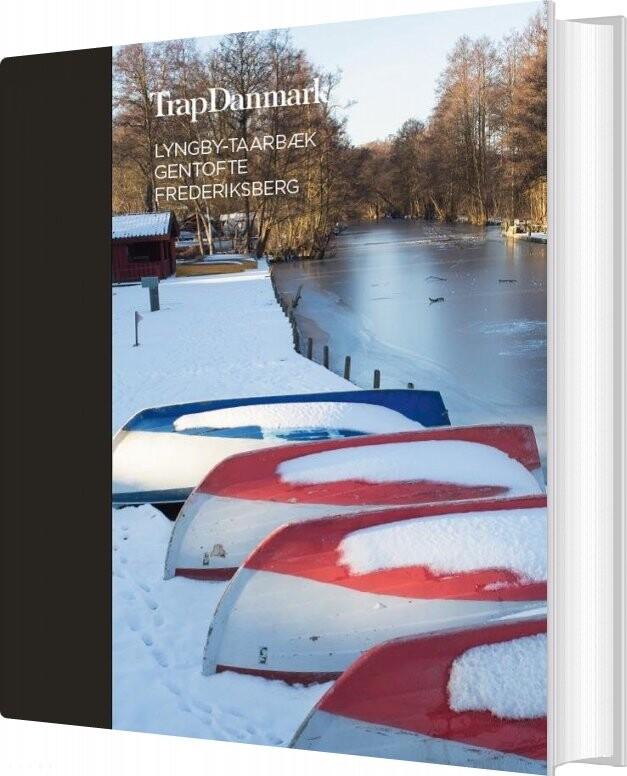 Image of   Trap Danmark 6. Udg. - Bind 29 - Trap Danmark - Bog