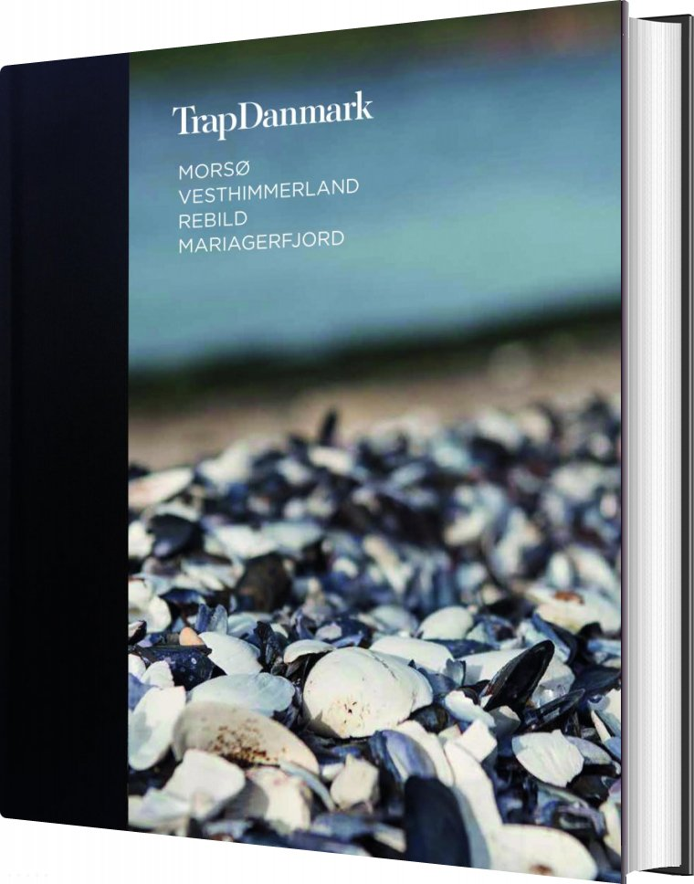 Image of   Trap Danmark - Morsø, Vesthimmerland, Rebild Og Mariagerfjord - Trap Danmark - Bog
