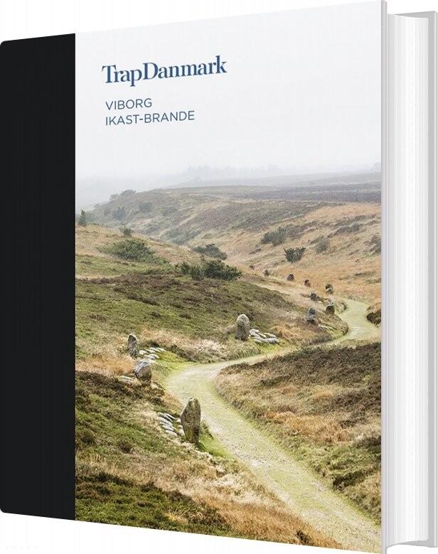 Image of   Trap Danmark 6. Udg. - Bind 8 - Trap Danmark - Bog