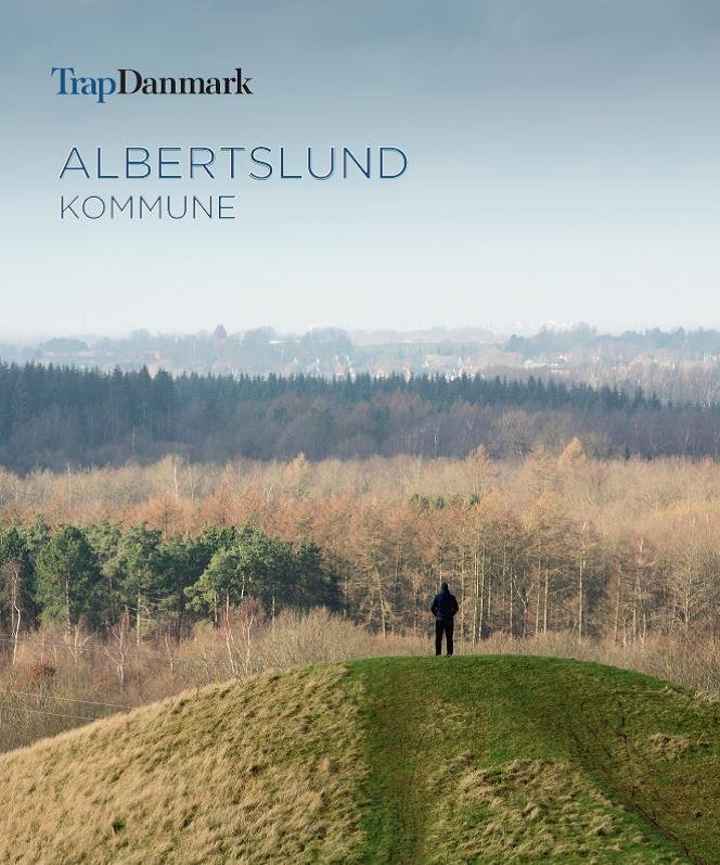 Image of   Trap Danmark: Albertslund Kommune - Trap Danmark - Bog