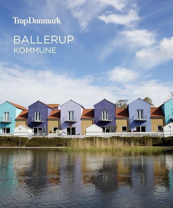 Image of   Trap Danmark: Ballerup Kommune - Trap Danmark - Bog