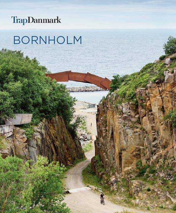 Image of   Trap Danmark: Bornholm - Trap Danmark - Bog