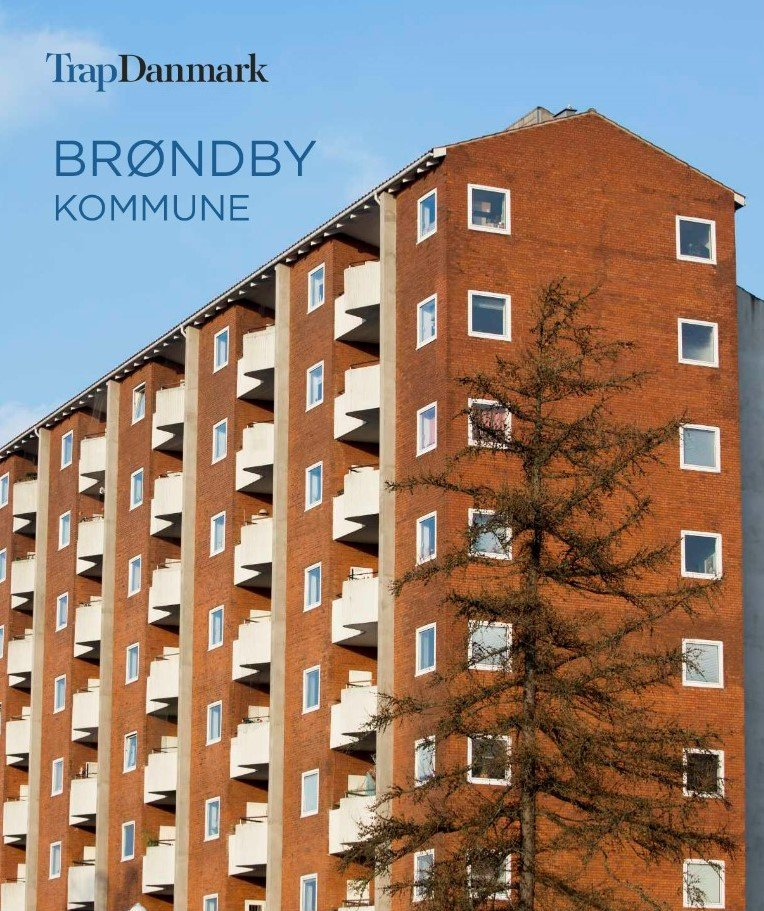 Image of   Trap Danmark: Brøndby Kommune - Trap Danmark - Bog