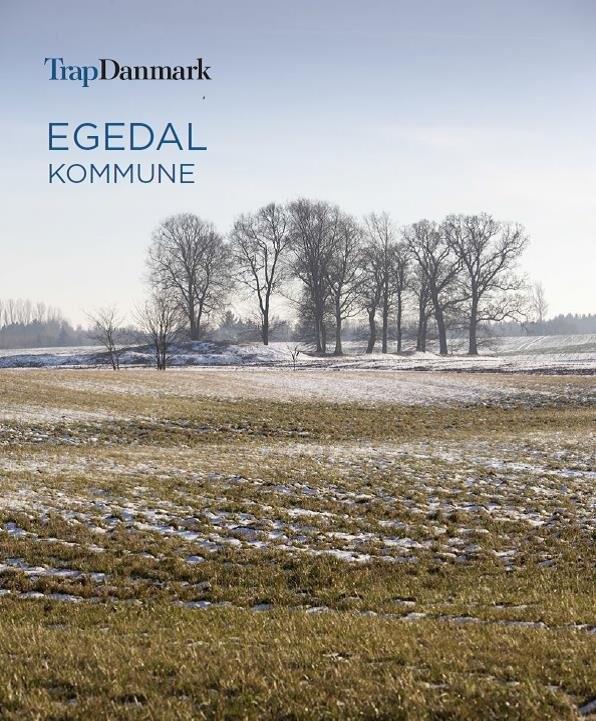 Image of   Trap Danmark: Egedal Kommune - Trap Danmark - Bog