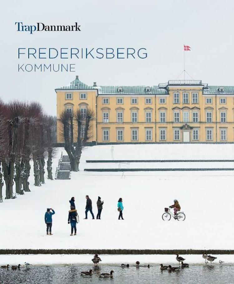 Image of   Trap Danmark: Frederiksberg Kommune - Trap Danmark - Bog