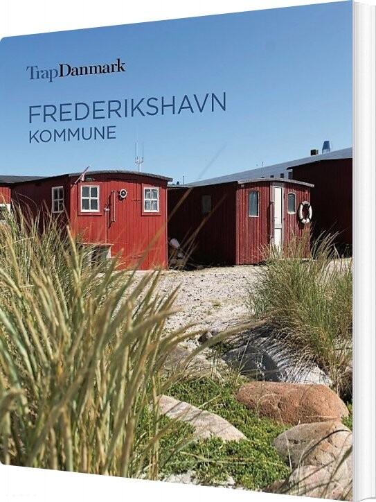 Image of   Trap Danmark: Frederikshavn Kommune - Trap Danmark - Bog