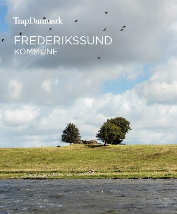 Image of   Trap Danmark: Frederikssund Kommune - Trap Danmark - Bog