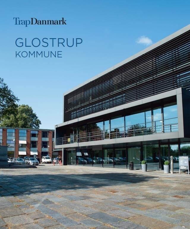 Image of   Trap Danmark: Glostrup Kommune - Trap Danmark - Bog