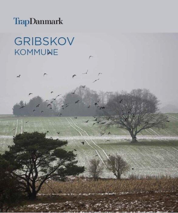 Image of   Trap Danmark: Gribskov Kommune - Trap Danmark - Bog