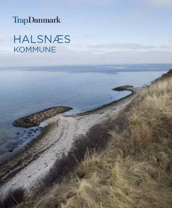 Image of   Trap Danmark: Halsnæs Kommune - Trap Danmark - Bog