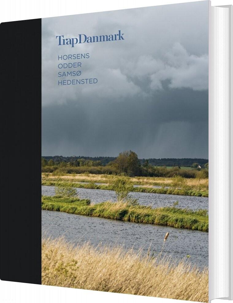 Image of   Trap Danmark: Horsens, Odder, Samsø, Hedensted - Trap Danmark - Bog