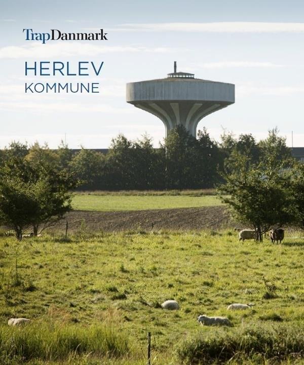 Image of   Trap Danmark: Herlev Kommune - Trap Danmark - Bog