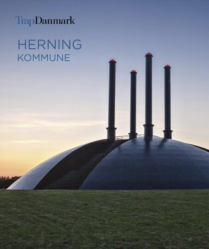 Image of   Trap Danmark: Herning Kommune - Trap Danmark - Bog