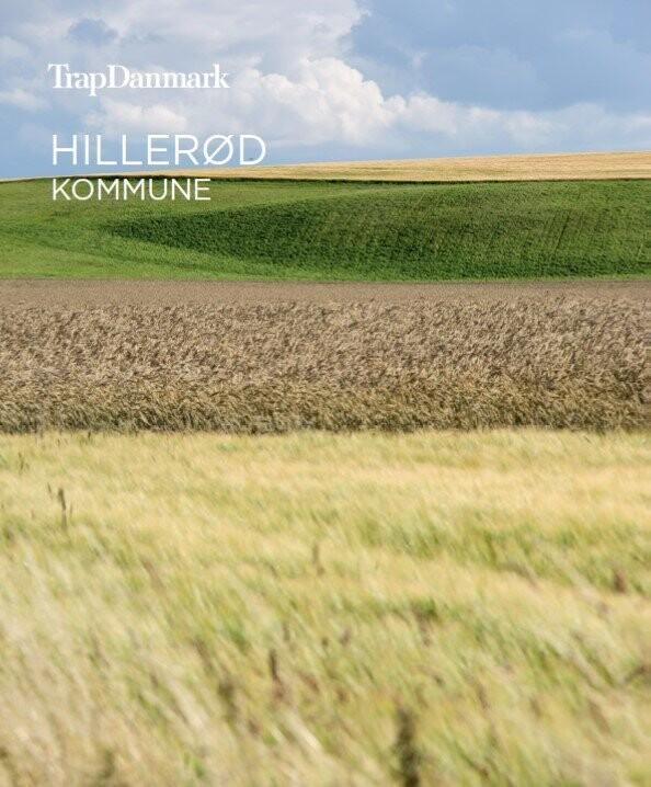 Image of   Trap Danmark: Hillerød Kommune - Trap Danmark - Bog