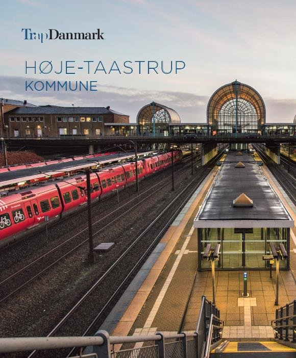 Image of   Trap Danmark: Høje-taastrup Kommune - Trap Danmark - Bog