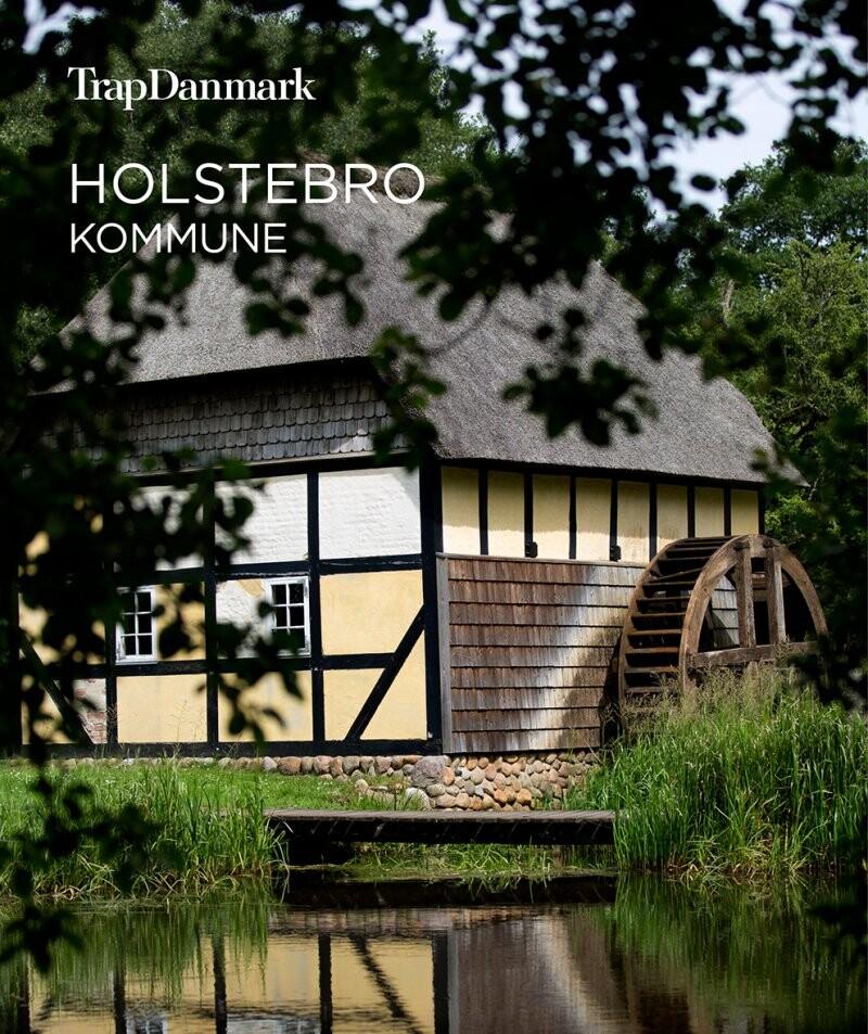 Image of   Trap Danmark: Holstebro Kommune - Trap Danmark - Bog