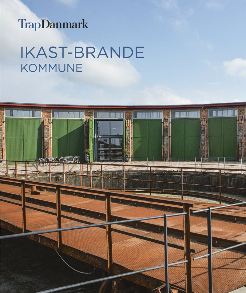 Image of   Trap Danmark: Ikast-brande Kommune - Trap Danmark - Bog